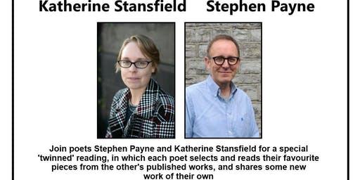 Open Space at Cardiff Central Library: Katherine Stansfield & Stephen Payne
