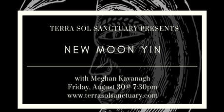 New Moon Yin tickets