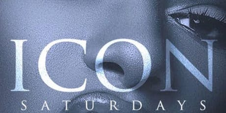 #IconSaturdays tickets