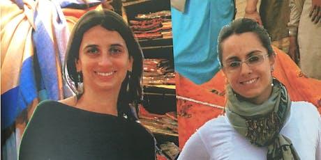 Despertar para Sentir - com Katryn Ribeiro e Renata Hecht ingressos