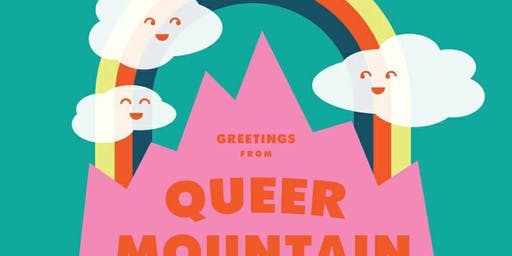 2nd Baton Rouge Greetings, from Queer Mountain Storytelling Show