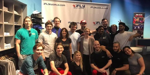 iFLY Baltimore - All Abilities Night