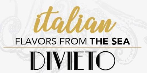Italian Flavors From the Sea Wine Pairing Dinner - Divieto Estero, FL