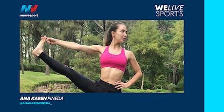Yoga boletos