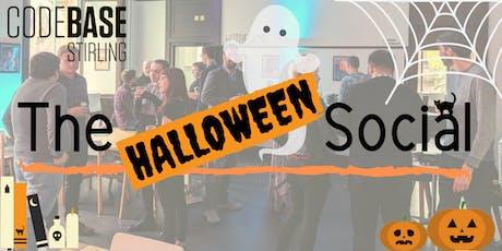 The Halloween Social [October] tickets