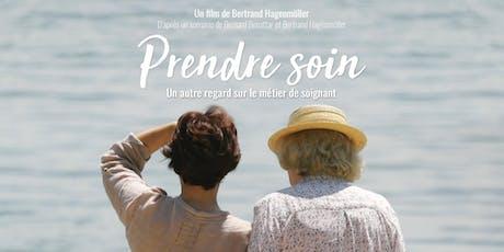 Projection-débat | PRENDRE SOIN, un autre regard sur le métier de soignant - LES SABLES D'OLONNE | billets