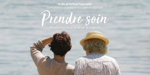 Projection-débat | PRENDRE SOIN, un autre regard sur le métier de soignant - LES SABLES D'OLONNE |