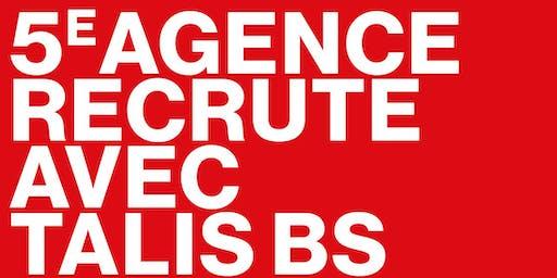PRÉ-RECRUTEMENT 5ème Agence POSTES EN ALTERNANCE