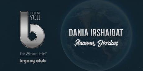 The Best You Legacy Club Amman, Jordan tickets
