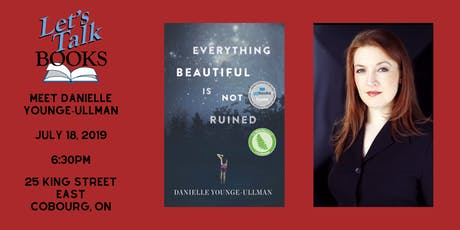 Danielle Younge-Ullman - Author Visit tickets