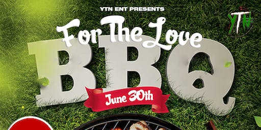 For The Love BBQ