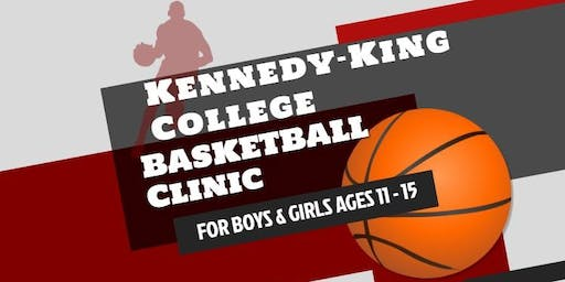 Boys and Girls Basketball Clinic- Kennedy-King College
