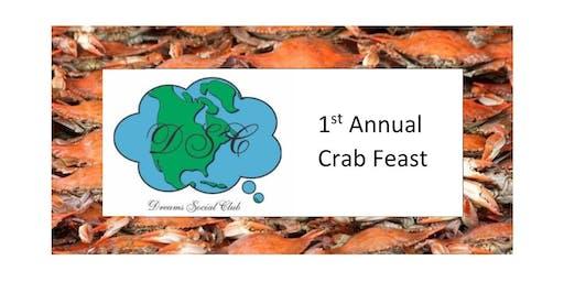 Dreams Social Club Crab Feast