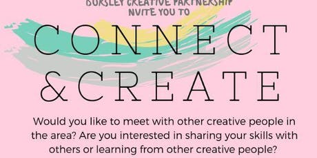 Dursley Library - Connect and Create Open Evening  tickets