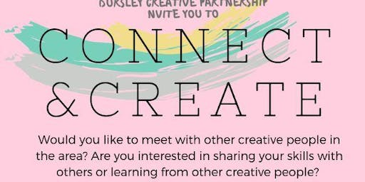 Dursley Library - Connect and Create Open Evening
