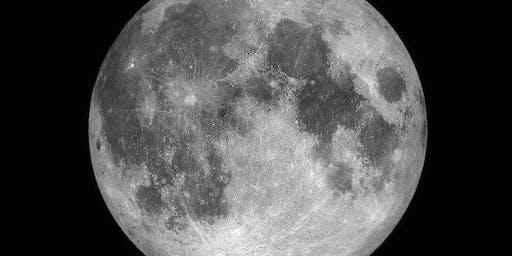 Moon Circle: virtual movement + meditation class