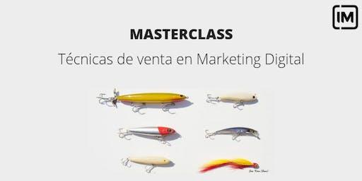 Técnicas de Venta en Marketing Digital