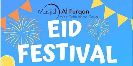 Masjid Al-Furqan Eid Party@ Stars & Stripes - Dallas tickets