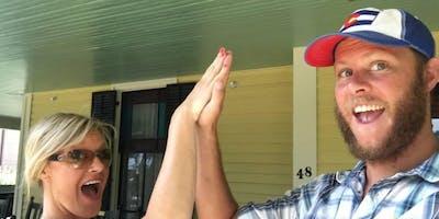 Asheville Let's Roam Treasure Hunt:Downtown Asheville Scavenger Hunt!