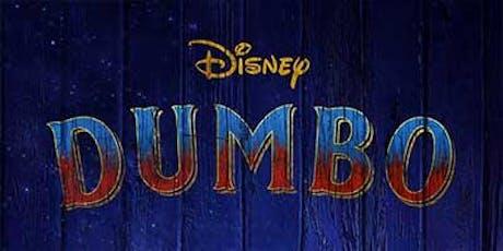 Movie Under The Stars: Disney's Dumbo tickets