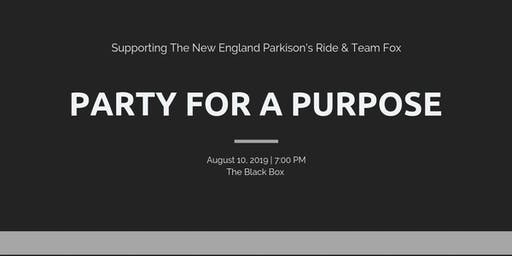 Party for a Purpose - 2019 Summer Gathering