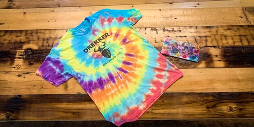 Crafternoons - Tie Dye & Alcohol Ink Painting