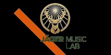 Jägermeister Music Lab Tickets