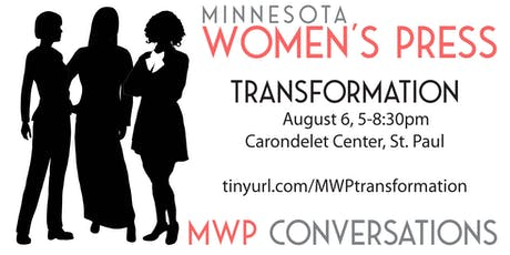 MWP Conversations: Transformation  tickets