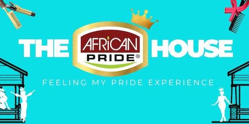 African Pride House- Feeling My Pride Experience