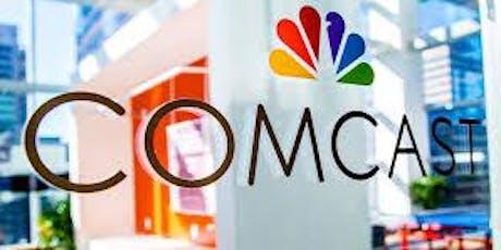 Comcast Career Sales Mixer tickets