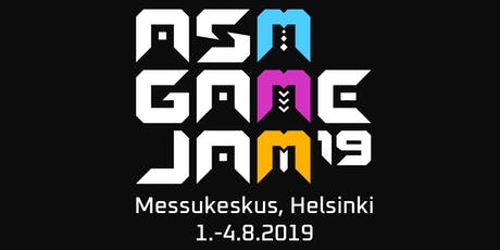 ASM Game Jam '19 tickets