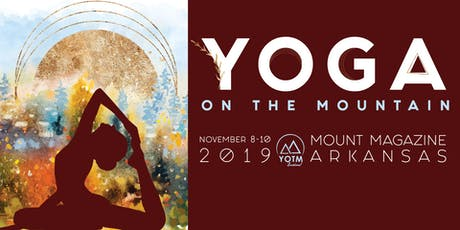 Yoga on the Mountain 2019 tickets