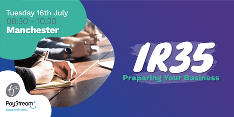 IR35: Preparing your business [Manchester] tickets