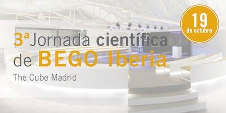 3ª Jornada Científica de BEGO Iberia entradas