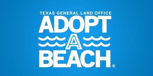 Texas Adopt-A-Beach 2019 Coastwide Fall Cleanup