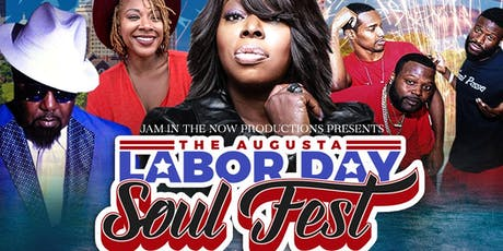 The Augusta Labor Day Soul Fest...Featuring Angie Stone tickets