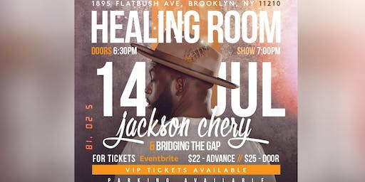 Jackson Chery & Bridging the Gap: Healing Room Brookyln