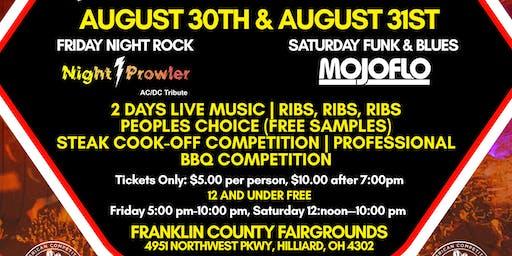 PigMania BBQ & Steak Music Festival