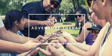 Adventure Therapy: Theory & Practice CEU Training for Clinicians tickets