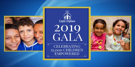 Coptic Orphans 2019 Gala tickets