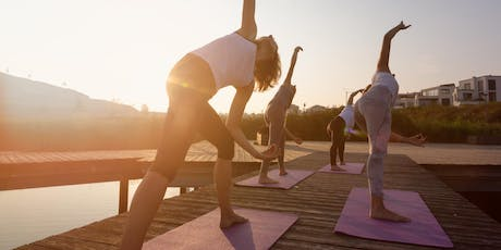 Early Rise Yoga at London Wildlife Festival tickets
