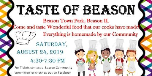 Taste of Beason
