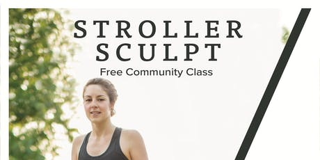 Stroller Sculpt tickets