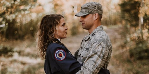 Give Back Military Styled Shoot
