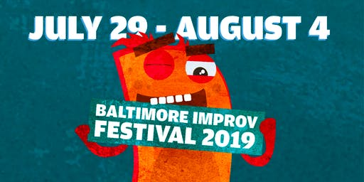 Baltimore Improv Festival All-Show Pass