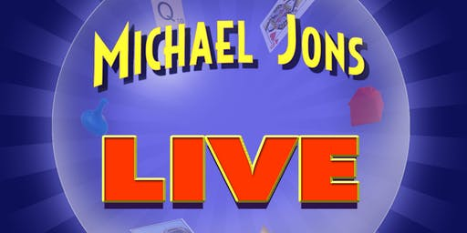 Michael Jons Live at the Tawas Playhouse