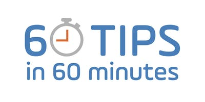 Breakfast & Learn: 60 Trade Show Tips in 60 Minutes