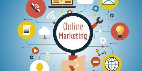 Social Media Marketing Masterclass 006 tickets