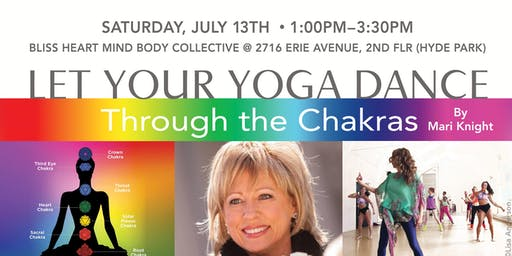 Let Your Yoga Dance through the Chakras