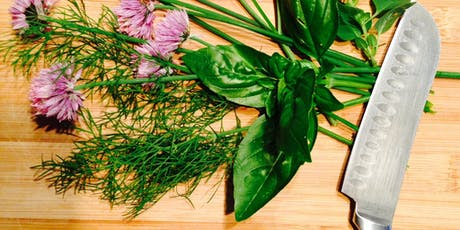 How to Grow and Care for Your Own Chef's Herb Garden tickets